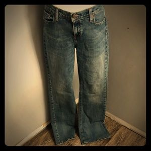 Abercrombie & Fitch Madison Jean 12 Long